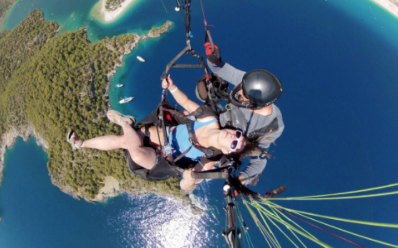 Paragliding Tour from Fethiye