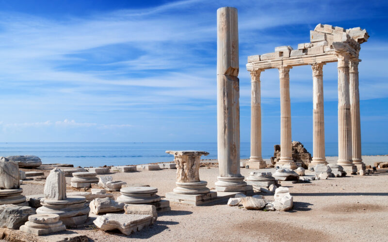 Perge-Aspendos Tour from Antalya