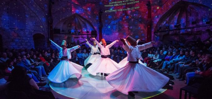 Whirling Dervishes Sema Ceremony
