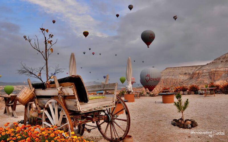 Dreams of Turkey Tour 9 Days